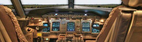 piloten hebben hun eigen geheimtaal-foto