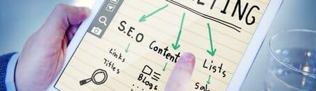 zoekmachineoptimalisatie voor website-foto