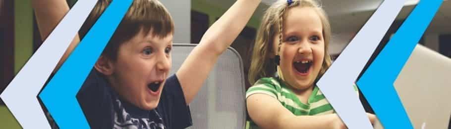 2e taal leren is ideaal op 10-jarige leeftijd-foto