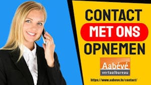 Video contact