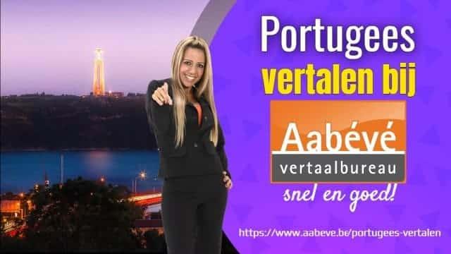 Video Portugees vertalen