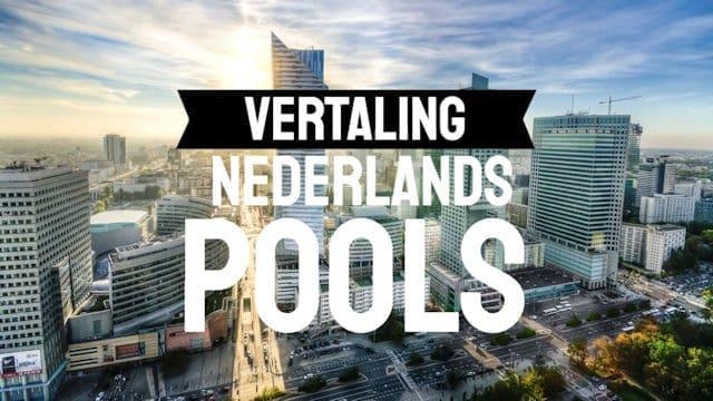 Video vertaler Nederlands Pools