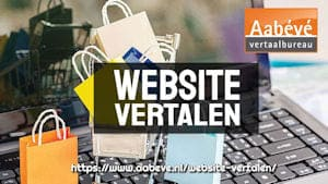 Video website vertalen