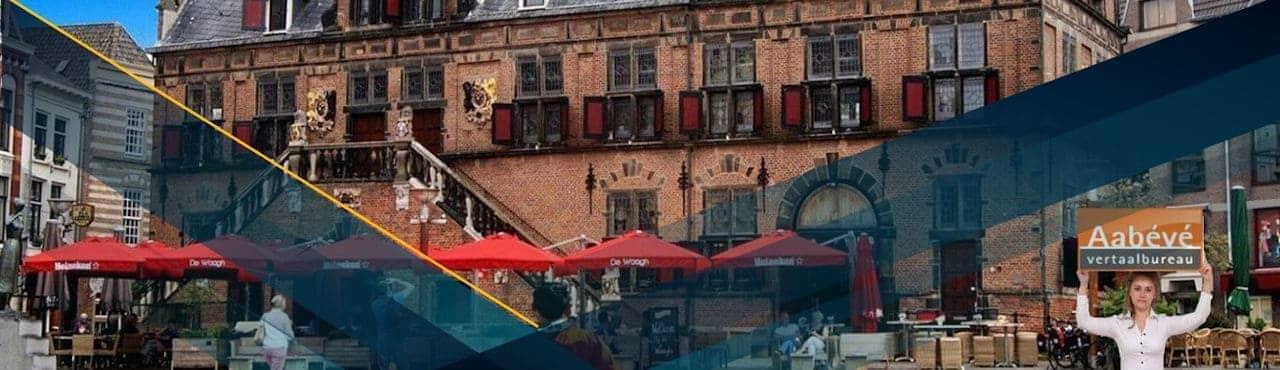 Vertaalbureau Nijmegen