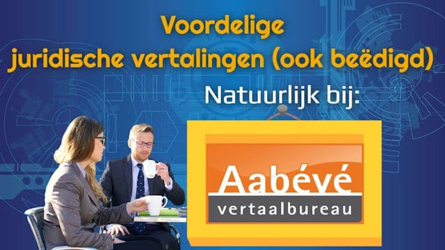 video Juridisch vertalen