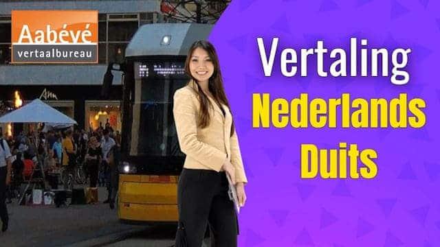 video Vertaling Nederlands Duits
