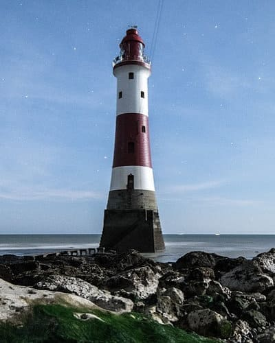 information page-lighthouse