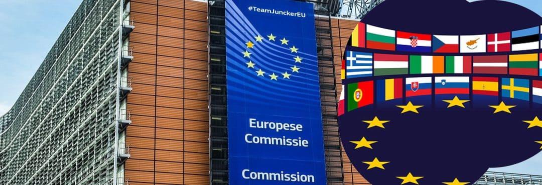 vertalingen in de europese unie-foto